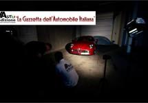 AutoEdizione maakt promotiefilm met 8C Competizione en 8C Spider