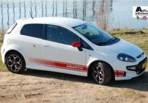 Abarth Punto Evo volgend jaar met 200 pk als Final Edition