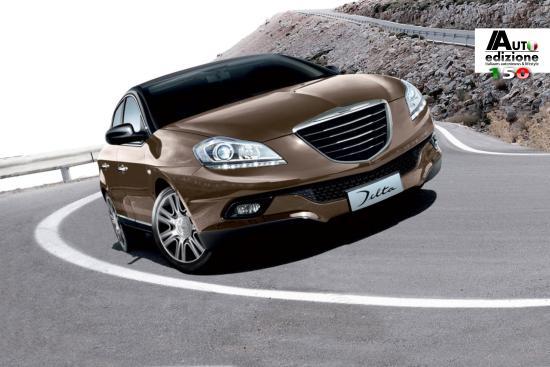 Chrysler Delta front