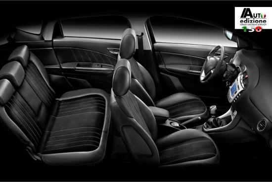 Chrysler Delta interior