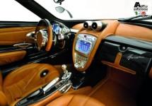 Pagani Huayra pas in 2013 naar Amerika door verkeerde airbag