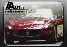 Promofilm Maserati GranCabrio S