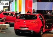 Fotogallery van Alfa Romeo op de IAA in Frankfurt 2011