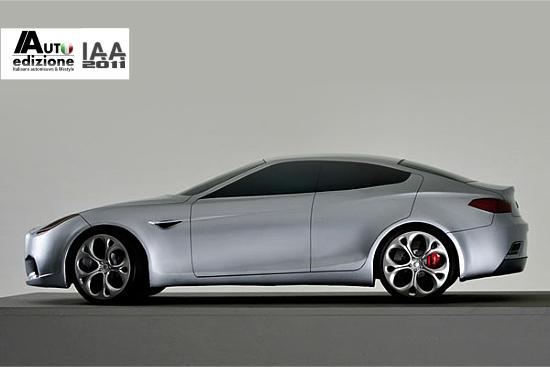 Alfa Romeo e segment