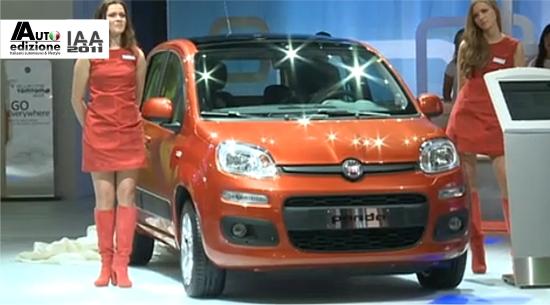 Fiat IAA 2011