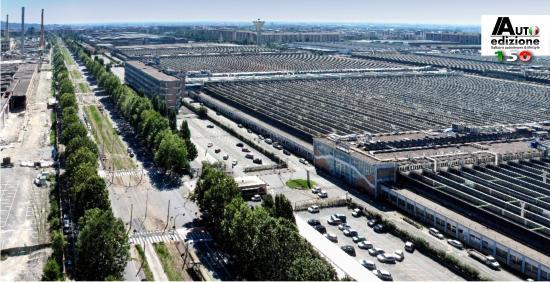 Mirafiori fabriek
