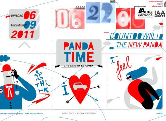 its panda time