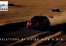 Nieuwe commercial Alfa Romeo Mito QV
