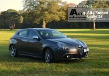 Rij-impressie Alfa Romeo Giulietta TCT: 'Fingerspitzengefühl'