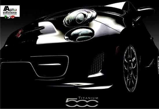 Fiat 500 Titanium