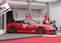 Ferrari komt met extreme 599XX Evo