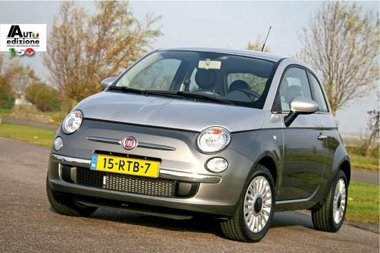 Fiat 500 Bicolore Ii Nu Leverbaar In Nederland Auto Edizione