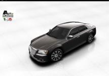 Lancia Thema car configurator nu online