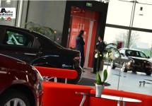 Stijlvolle Alfa Romeo ambiance bij Wensink Galleria in Zwolle
