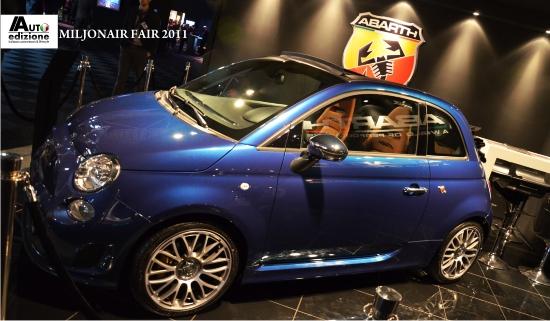 Abarth Cabrio Italia