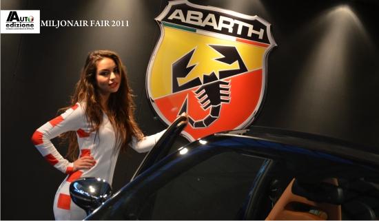 Abarth Miljonair Fair