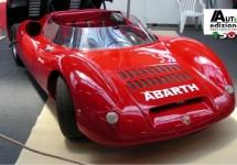 Abarth toch eigen sportwagen en nauwer verbonden met Alfa Romeo
