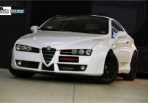 Hele dikke Alfa Romeo Brera van Romeo Ferraris
