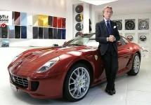 Luca Cordero di Montezemolo bevestigt onthulling 599 opvolger in Genève
