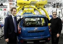 Marchionne ziet belangrijke rol voor Italië als productieland