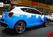 Bologna Motor Show: Alfa Romeo MiTo Energy Machine