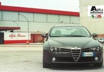 Fabbrica Italia Pomigliano: Vaarwel Alfa 159, welkom Fiat Panda