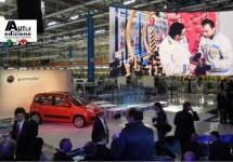 Fiat presenteert de nieuwe Panda vanaf geboorteplek Pomigliano