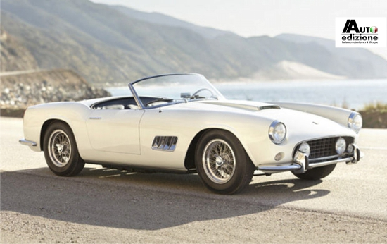 250 GT LWB california spider