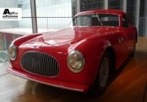 Cisitalia reïncarneert op autosalon van Genève 2012