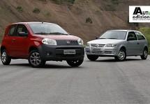 Fiat verkoopt in Brazilië 56.000 auto's meer dan Volkswagen