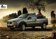 Fiat Professional lanceert sterk vernieuwde Strada-modellen