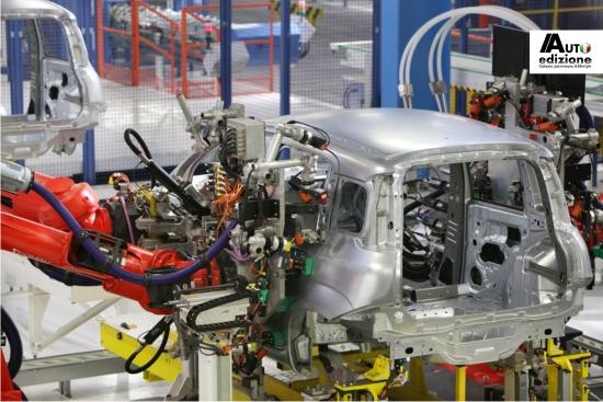 Fiat productie 2012