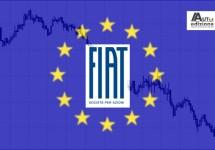 Europese verkoopdaling in 2011 meest voelbaar voor Fiat Group Automobiles