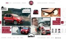 Fiat lanceert nieuwe websites speciaal voor de Panda