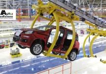 Productie van de nieuwe Fiat Panda vanaf volgende maand op volle kracht