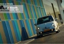 Rij-impressie Abarth 500C MT: Handgeschakeld speelobject