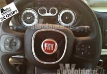 Fiat: Eerste foto's interieur project 'Ellezero'