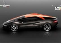 Bertone toont definitief ontwerp van de Nuccio Concept