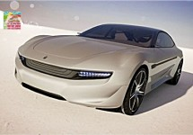 Onthuld: Pininfarina Cambiano Concept is een hybride diesel