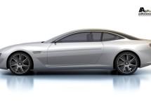 Nieuwe afbeeldingen van de Cambiano Concept van Pininfarina