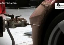 Teaser 3 van de Ferrari 599 Fiorano opvolger