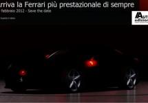Ferrari trekt op 29 februari het doek van de F152