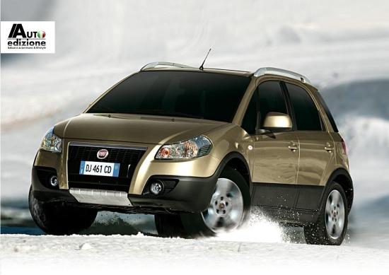 Fiat Sedici opvolger