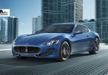Maserati presenteert in Genève de nieuwe GranTurismo Sport