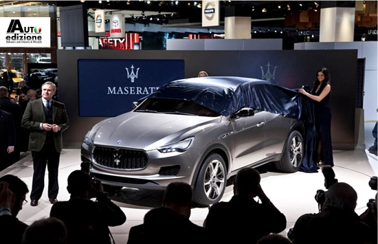 Maserati toekomst