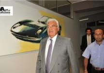 Rossignolo officieel geen eigenaar meer van De Tomaso