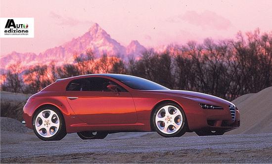 Alfa Romeo D-Evo