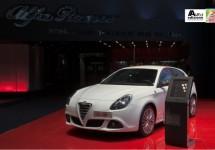 Genève 2012: De stand van Alfa Romeo