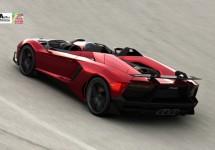 Officieel beeldmateriaal van de Lamborghini Aventador J