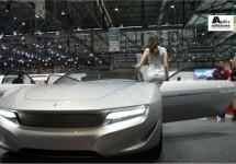Pininfarina design domineert in Genève, Award voor de Ferrari FF